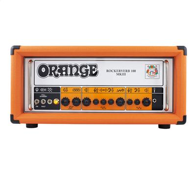 ORANGE Rockerverb 100 MKIII - Röhrenhead, 2 Kanal, 100 W1