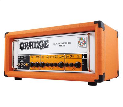 ORANGE Rockerverb 100 MKIII - Röhrenhead, 2 Kanal, 100 W2