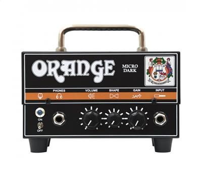Orange MD20 Micro Dark1