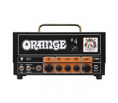 ORANGE Signature #4 Jim Root Terror Head - Jim Root Sign1