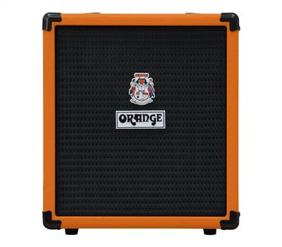 "ORANGE Crush Bass 25 - Combo 1x8"", aktiver 3-Band EQ, Ko1"