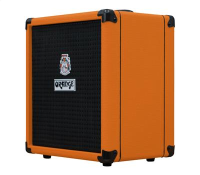 "ORANGE Crush Bass 25 - Combo 1x8"", aktiver 3-Band EQ, Ko2"