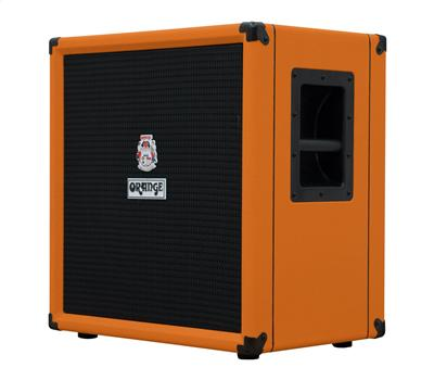 "ORANGE Crush Bass 100 - Combo 1x12"", aktiver 3-Band EQ, 2"