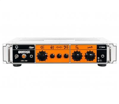 ORANGE OB1-300 - Head, aktiver EQ, DI- und Line Ausgang,1