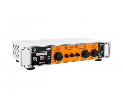 ORANGE OB1-500 - Head, aktiver EQ, DI- und Line Ausgang,2