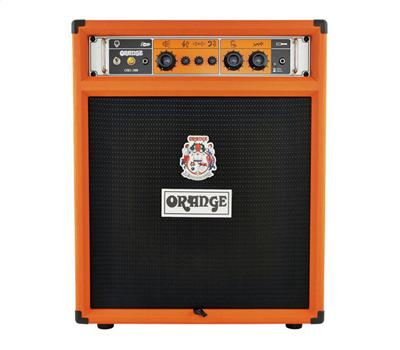 "ORANGE OB1-300 Combo - Combo 1x15"", aktiver EQ, DI- und 1"