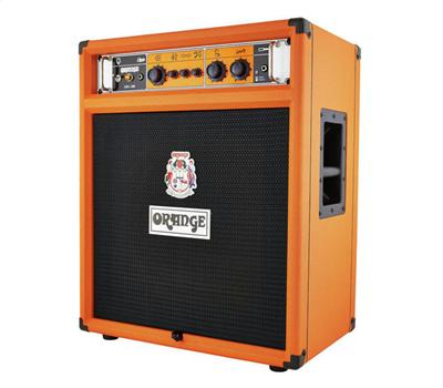 "ORANGE OB1-300 Combo - Combo 1x15"", aktiver EQ, DI- und 2"