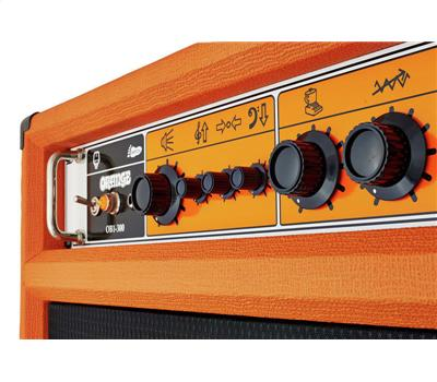 "ORANGE OB1-300 Combo - Combo 1x15"", aktiver EQ, DI- und 3"