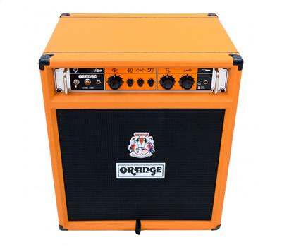 "ORANGE OB1-300 Combo - Combo 1x15"", aktiver EQ, DI- und 4"