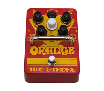 ORANGE Two Stroke - Boost EQ Pedal1