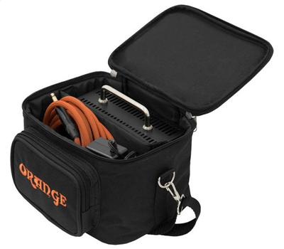 ORANGE Bag Micro Series Head - Nylon-Bag, schwarz, für M2