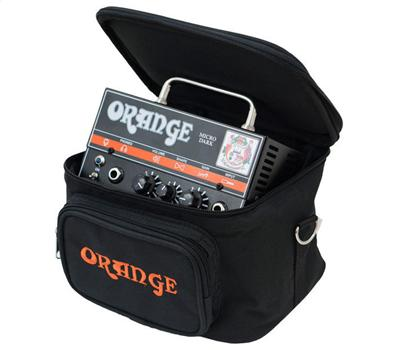 ORANGE Bag Micro Series Head - Nylon-Bag, schwarz, für M3