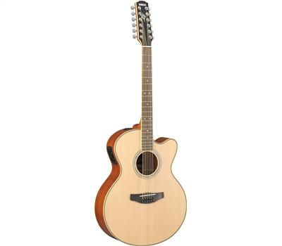 Yamaha CPX-700 II 12 Natural 12-String