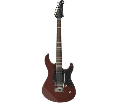 Yamaha Pacifica 611VFMX matt Root Beer1