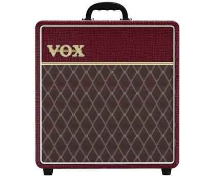 VOX AC4 C1-12 Maroon Bronco Limited Edition